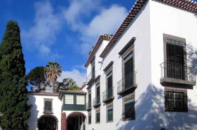 Museo de Quinta das Cruzes, Funchal, Madeira, Portugal