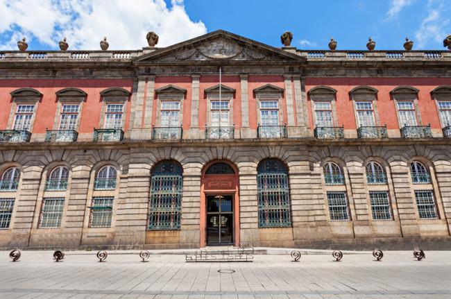 Museu Nacional Soares dos Reis, Oporto, Portugal