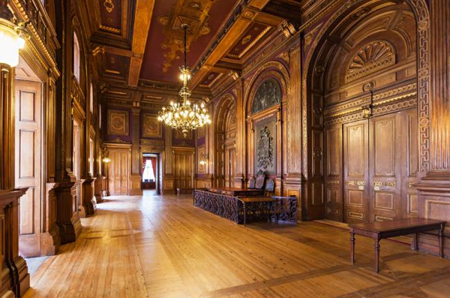 Palácio da Bolsa, Oporto, Portugal