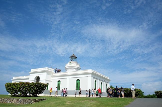 """Reserva Natural de Las Cabezas de San Juan """"El Faro"""", Puerto Rico"""
