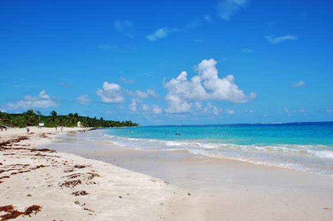 Playa Flamenco, Puerto Rico