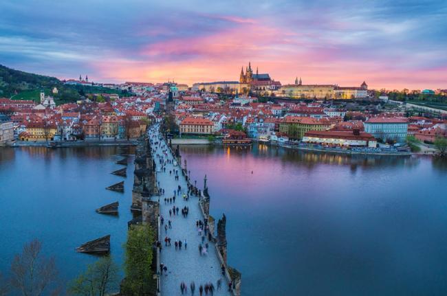 Puente Carlos, Praga, República Checa