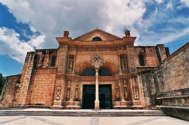 Catedral Basilica Menor de Santa Maria, Santo Domingo, República Dominicana