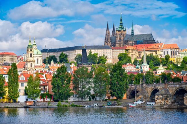 Castillo de Praga, Praga, República Checa
