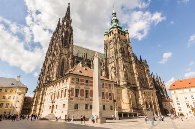 Catedral de San Vito, Praga, República Checa