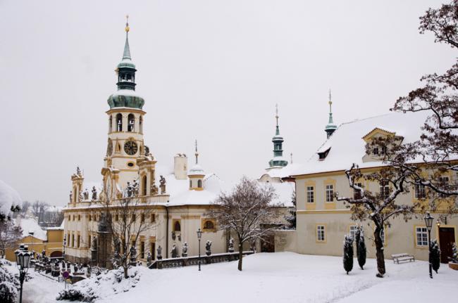 Loreto, Praga, República Checa