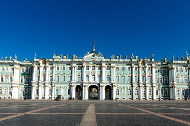 El Hermitage, San Petersburgo, Rusia