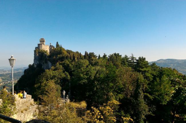Castello della Cesta, San Marino