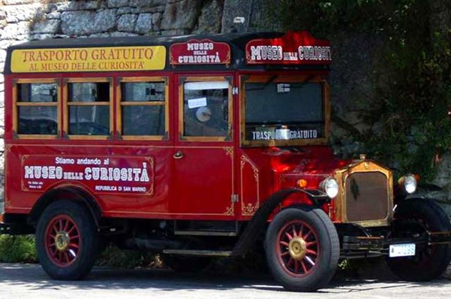 Museo delle Curiosità, San Marino