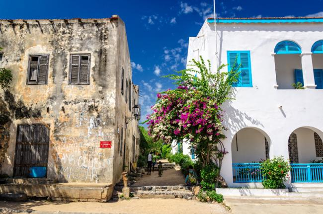 Isla de Gorée, Senegal