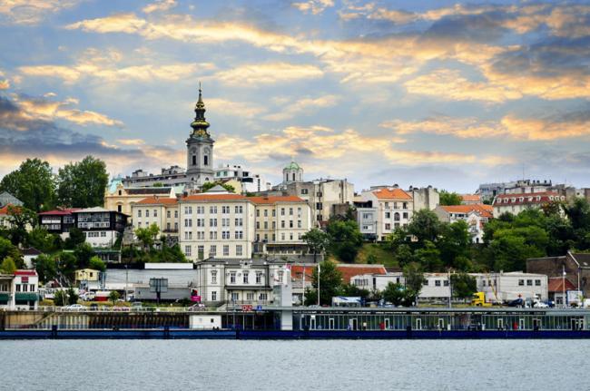 Belgrado, Serbia