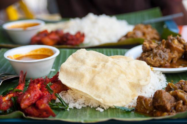 Comida especiada, Sri Lanka