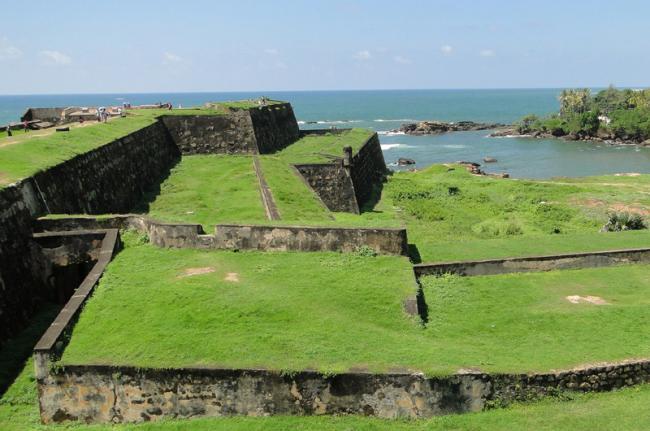 Fortaleza de Galle, Sri Lanka