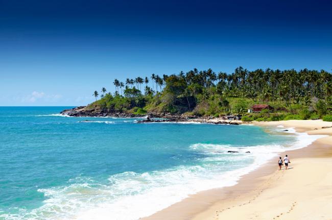Playa de Tangalla, Sri Lanka