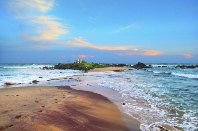 Bahía de Arugam, Sri Lanka