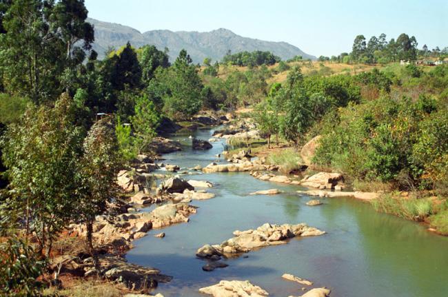 Río Usutu, Suazilandia