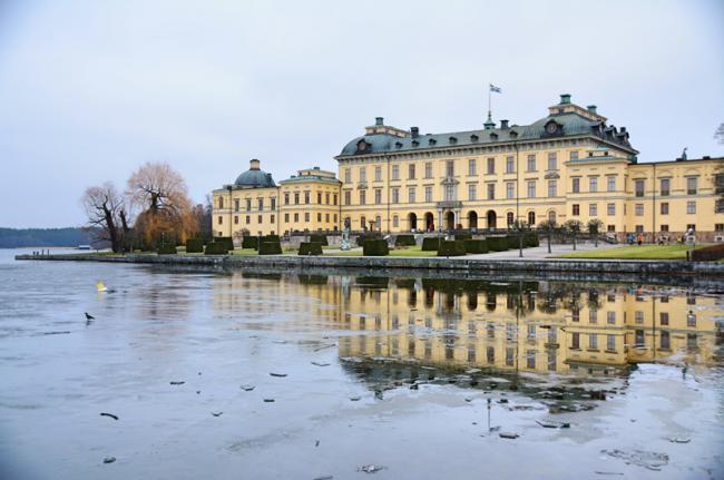 Drottningholm, Estocolmo, Suecia