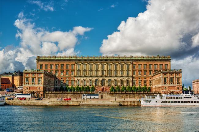 Kungliga Slottet, Estocolmo, Suecia