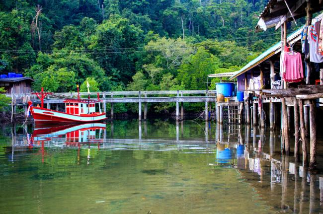 Ko Kut, Tailandia
