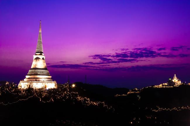 Phetchaburi, Tailandia