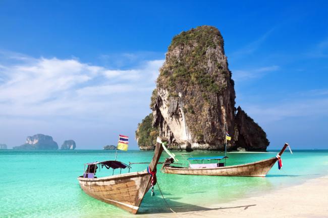 Railay, Tailandia