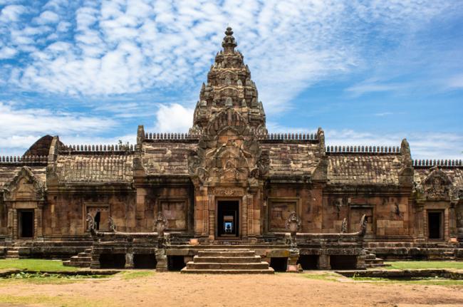 Parque Histórico de Phanom Rung, Tailandia