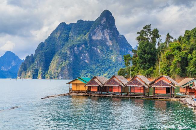 Parque Nacional de Khao Sok, Tailandia