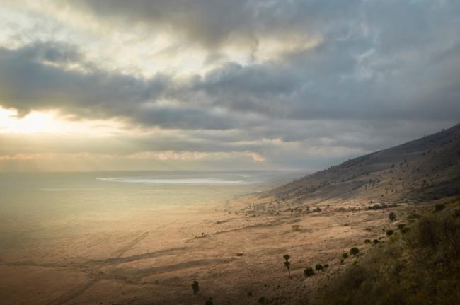 Cráter del Ngorongoro, Tanzania
