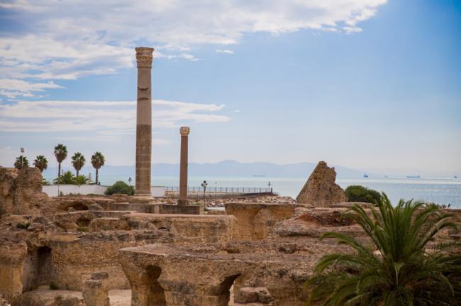 Cartago, Túnez