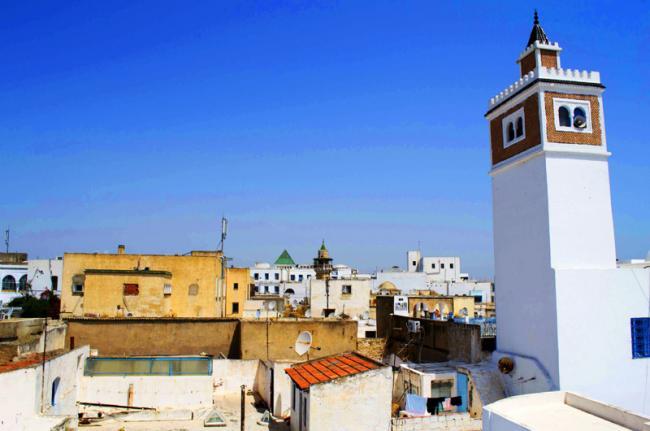 Ciudad de Túnez, Túnez