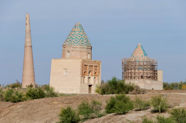 Konye-Urgench, Turkmenistán