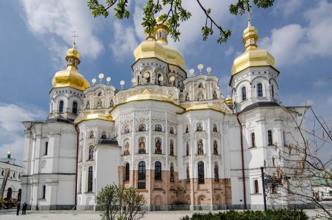 Kyevo-Pecherska Lavra, Kiev, Ucrania