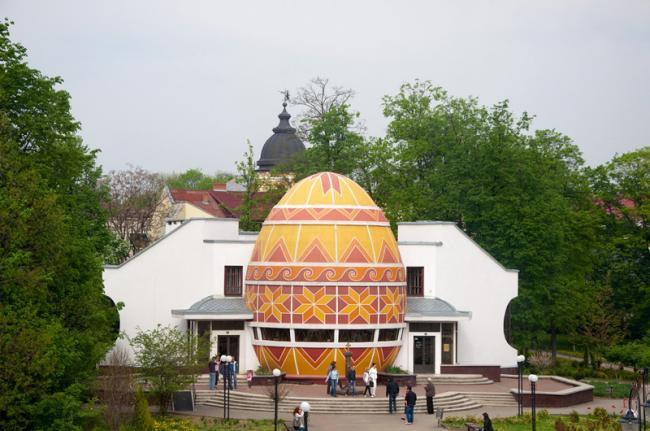 Museo Pysanky, Kolomyya, Ucrania