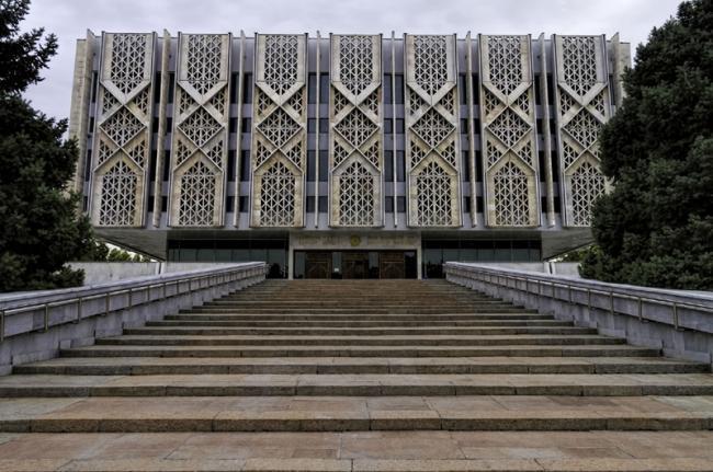 Museo de Historia del Pueblo de Uzbekistán, Tashkent, Uzbekistán