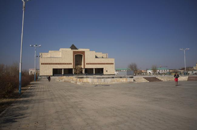 Museo de Arte Savitsky, Nukus, Karakalpakia, Uzbekistán