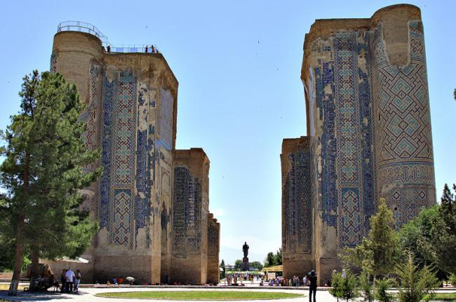 Shakhrisabz, Uzbekistán