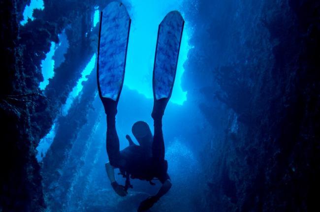 Submarinismo en Vanuatu