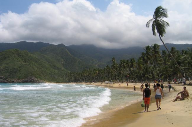 Puerto Colombia, Venezuela