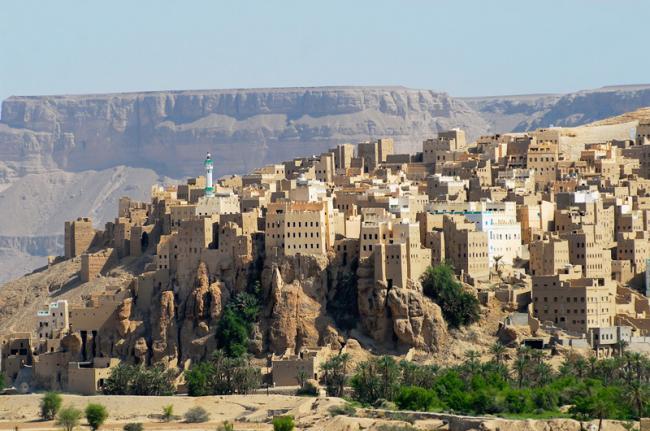 Wadi Hadramaut, Yemen