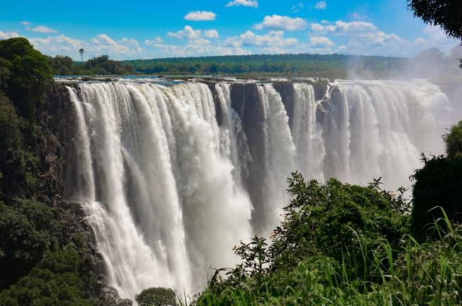 Cataratas Victoria, Zimbabue