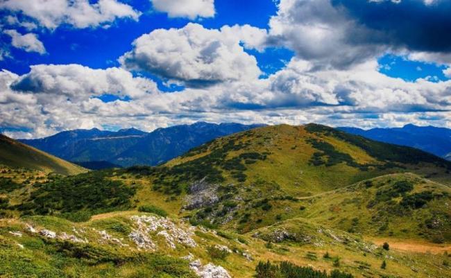 Bjeshkët e Namuna, Albania.