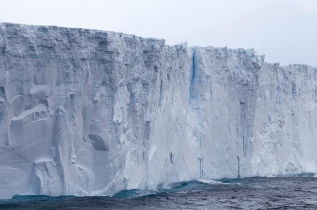 Barrera de hielo de Ross, Antártida