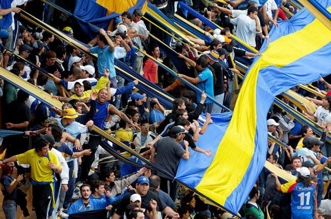 Estadio de La Bombonera, Buenos Aires, Argentina