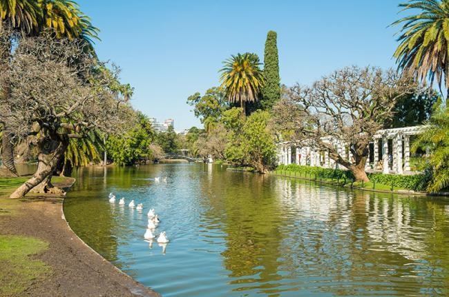 Parques de Palermo, Buenos Aires, Argentina