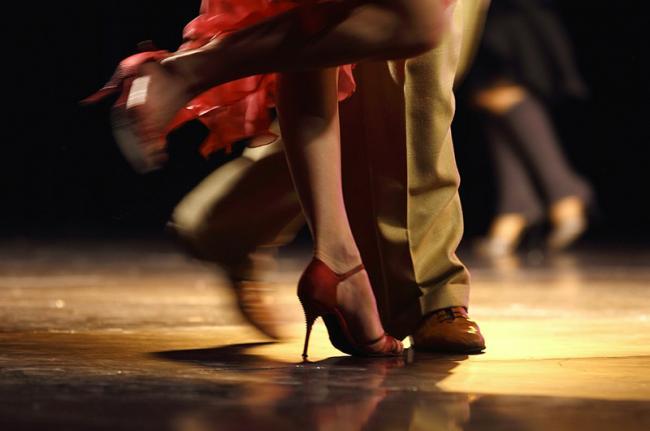 Tango en Buenos Aires, Argentina