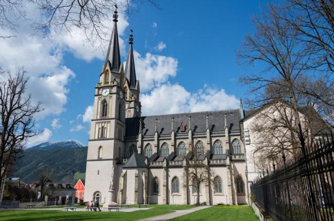 Abadía benedictina de Admont, Austria