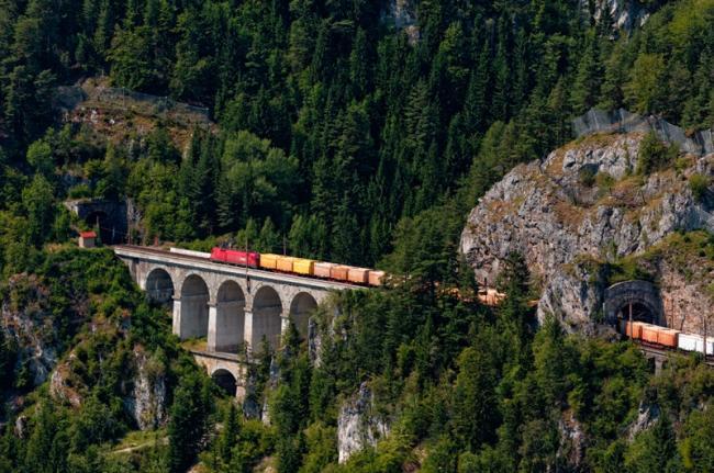 Semmeringbahn, Austria