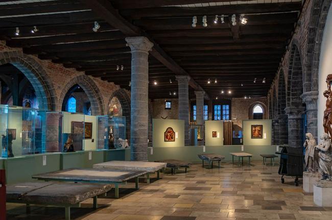 Museum Sint-Janshospitaal, Brujas, Bélgica