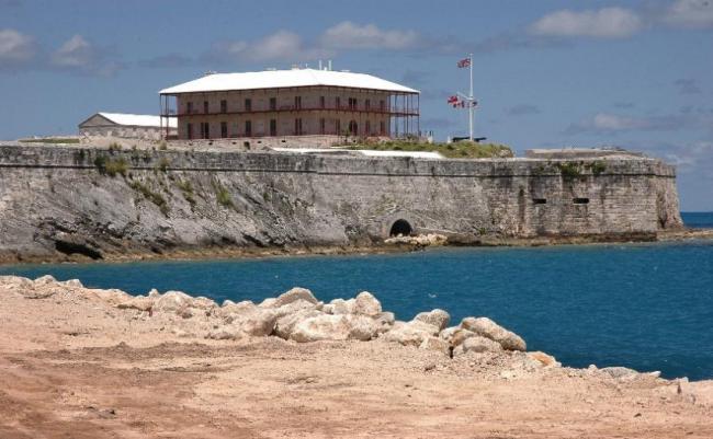 Museo Nacional de Bermudas.