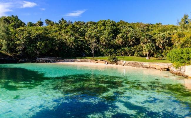 Playa Elbow, Bermudas.